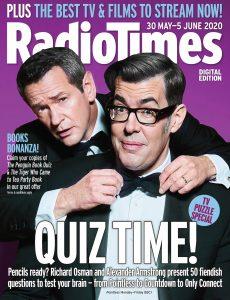Radio Times – 30 May 2020