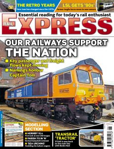 Rail Express – Issue 289 – June 2020