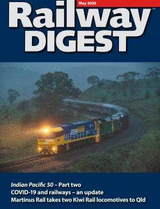 Railway Digest – May 2020