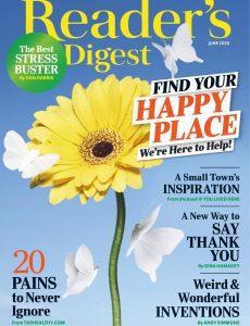 Reader's Digest USA – June 2020