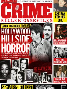 Real Crime – Issue 63 – May 2020