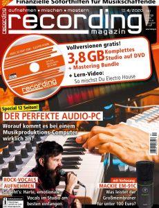 Recording Magazin – Juni-Juli 2020