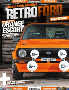 Retro Ford – Issue 171 – June 2020