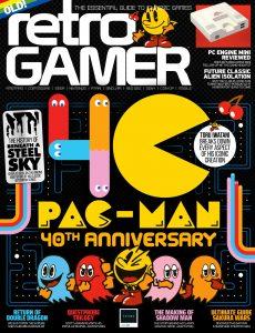 Retro Gamer UK – Issue 207, 2020