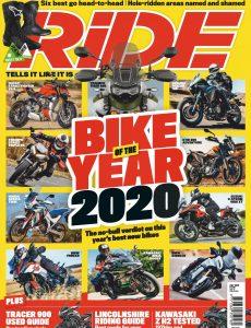 RiDE – July 2020