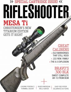 RifleShooter – July 2020