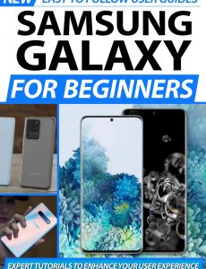 Samsung Galaxy For Beginners – 2nd Edition 2020