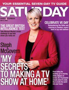 Saturday Magazine – May 02, 2020
