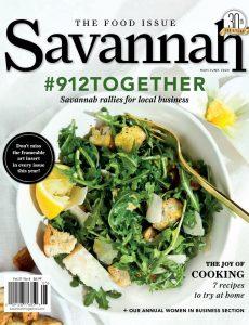 Savannah Magazine – May-June 2020