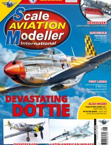 Scale Aviation Modeller International – June 2020