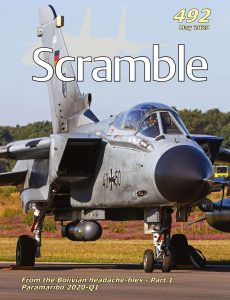 Scramble Magazine – Issue 492 – May 2020