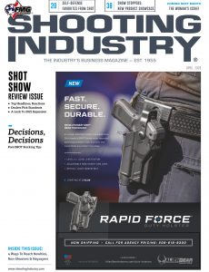 Shooting industry – April 2020