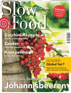 Slow Food Magazin – Juni-Juli 2020