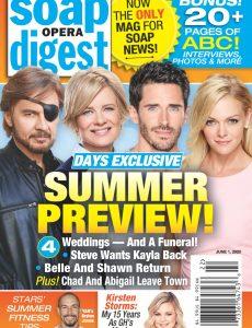 Soap Opera Digest – June 01, 2020