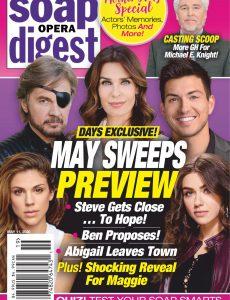 Soap Opera Digest – May 11, 2020
