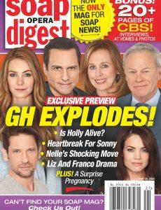 Soap Opera Digest – May 25, 2020