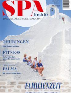 Spa Inside Germany – Mai-Juni 2020