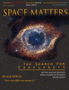 Space Matters – The search for Exo Planets