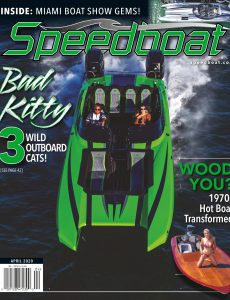 Speedboat Magazine – April 2020