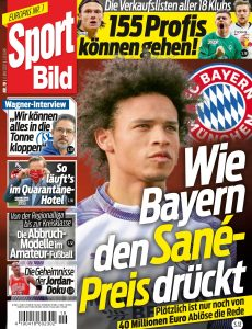 Sport Bild – 06  Mai 2020