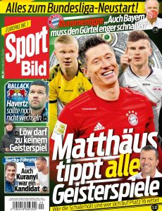 Sport Bild – 13  Mai 2020