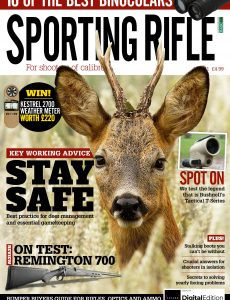 Sporting Rifle – June 2020
