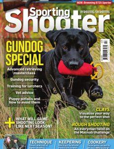 Sporting Shooter UK – July 2020