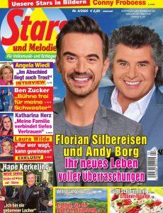 Stars und Melodien – Juni 2020