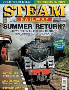 Steam Railway – 29 May 2020