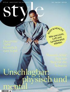 Style Germany – Mai 2020