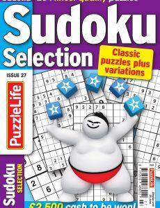 Sudoku Selection – May 2020