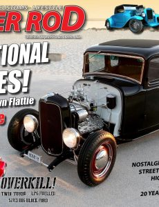 Super Rod Magazine – May 2020