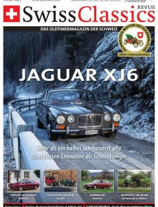 Swiss Classics Revue – Februar-März 2020