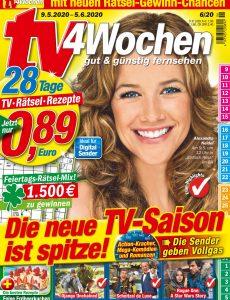 TV 4 Wochen – Nr 6 2020