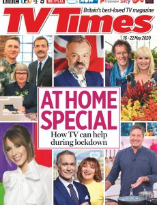 TV Times – 16 May 2020