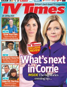 TV Times – 23 May 2020