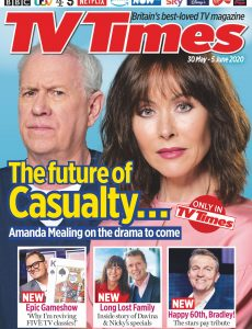 TV Times – 30 May 2020