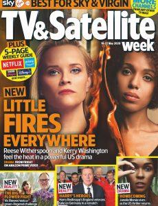 TV & Satellite Week – 16 May 2020