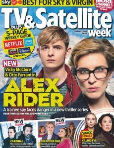 TV & Satellite Week – 30 May 2020