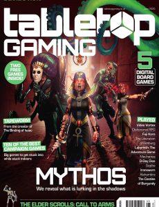 Tabletop Gaming – June 2020