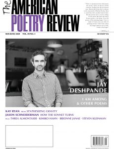 The American Poetry Review – May-June 2020