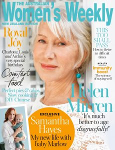 The Australian Women's Weekly New Zealand Edition – June 2020