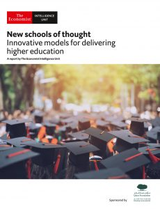 The Economist (Intelligence Unit) – New schools of thought (2020)