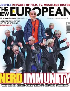The New European – 28 May 2020