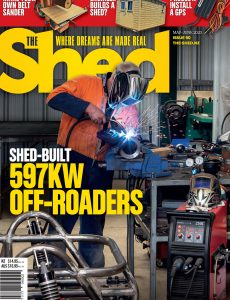 The Shed – May-June 2020