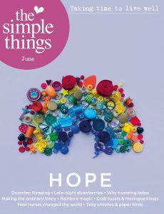 The Simple Things – June 2020