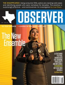 The Texas Observer – May-June 2020