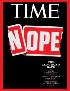 Time International Edition – May 11, 2020