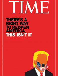 Time International Edition – May 25, 2020