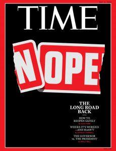 Time USA – May 11, 2020
